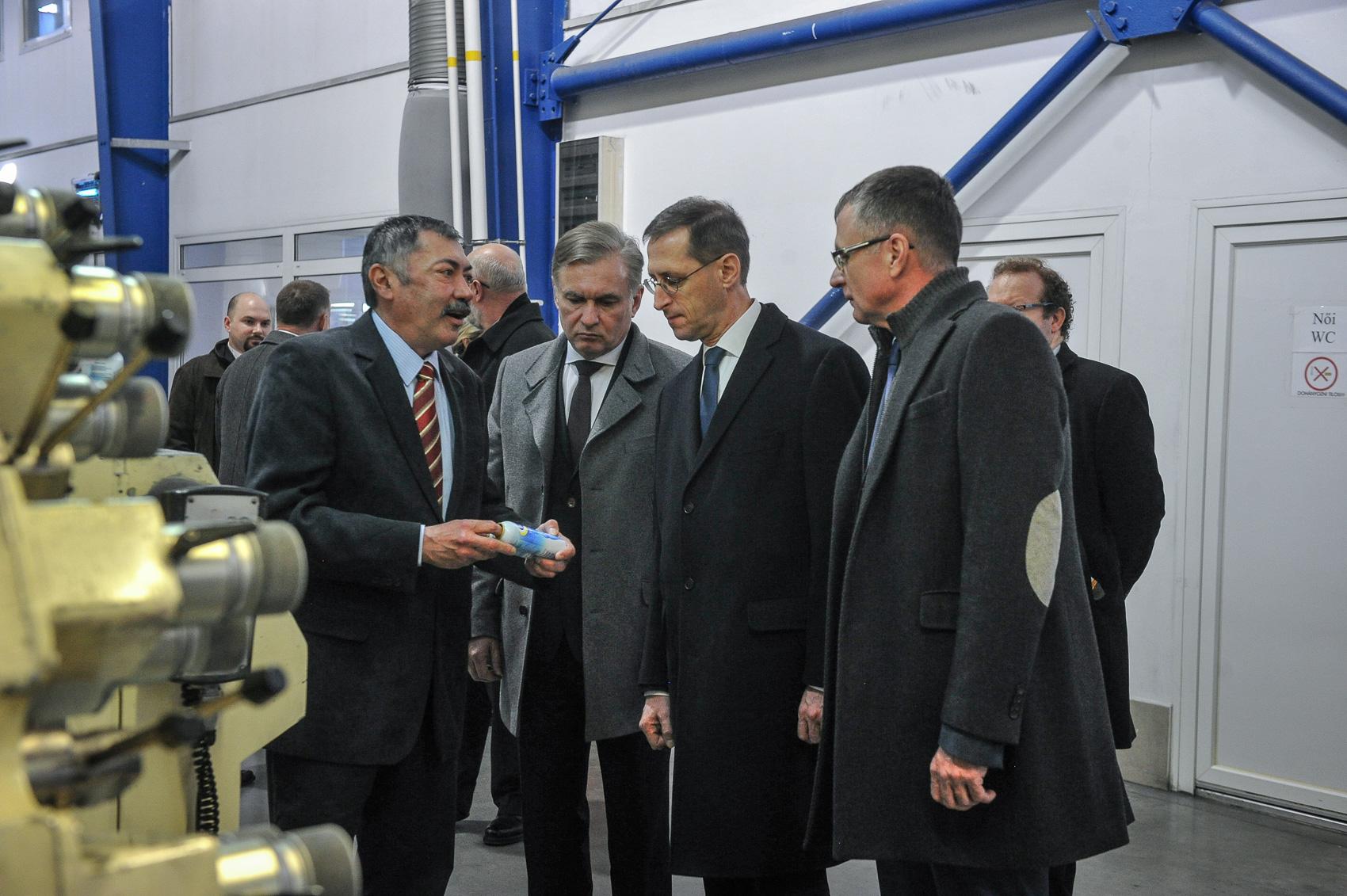 Új gyártósorral, raktárral bővül a Mátrametál Kft.