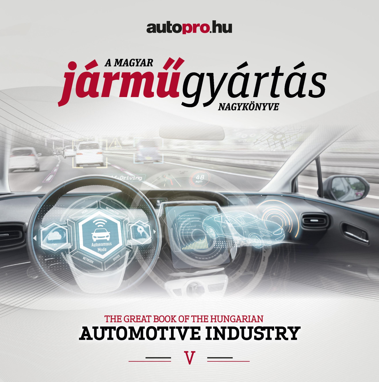 A Magyar Járműgyártás Nagykönyve