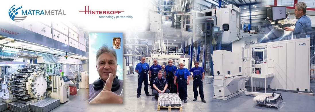 FIRST SUCCESSFUL REMOTE COMMISSIONING OF PRODUCTION LINE