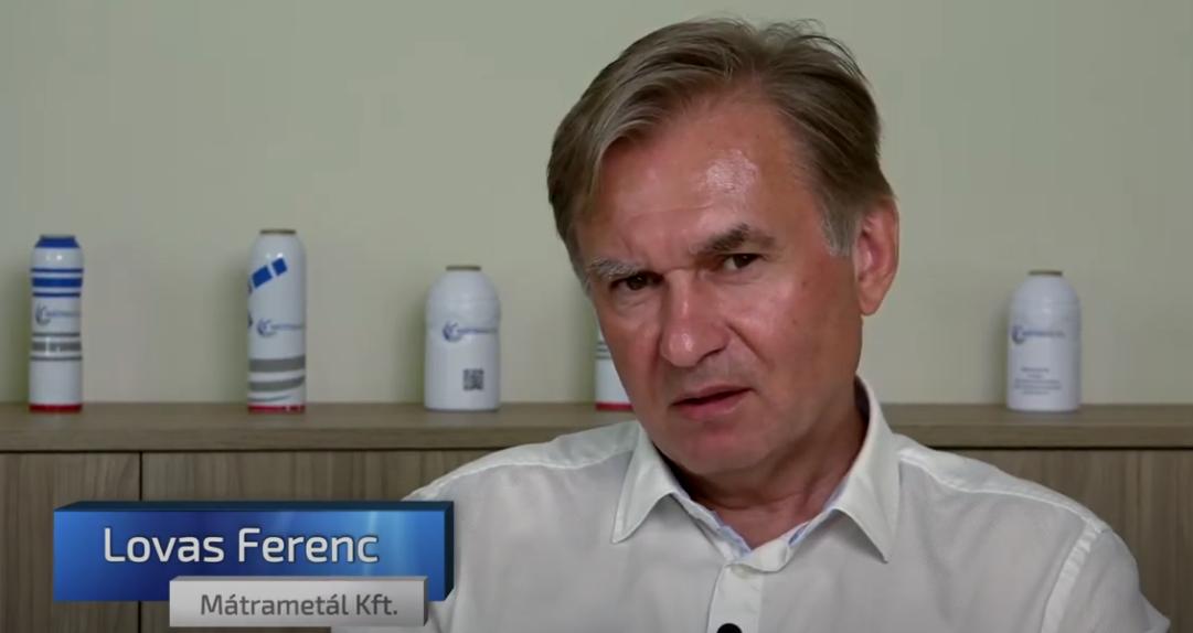 Interjú Lovas Ferenccel, a cég ügyvezetőjével (CEO)