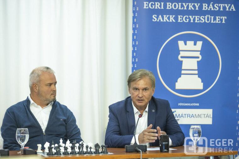 Sport Város NB II-be jutott az Egri Bolyky Bástya Sakk Egyesület – videó
